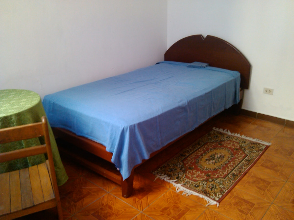 Dormitorio privado casa familiar