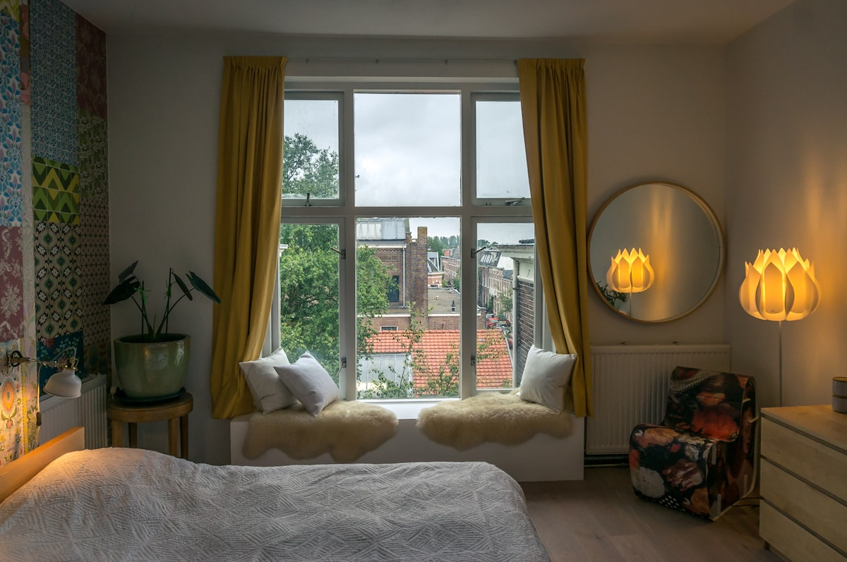 Swedish large bright double room