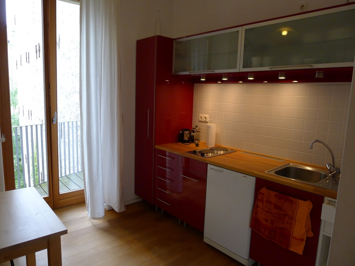 Apartment Oase in Mitte