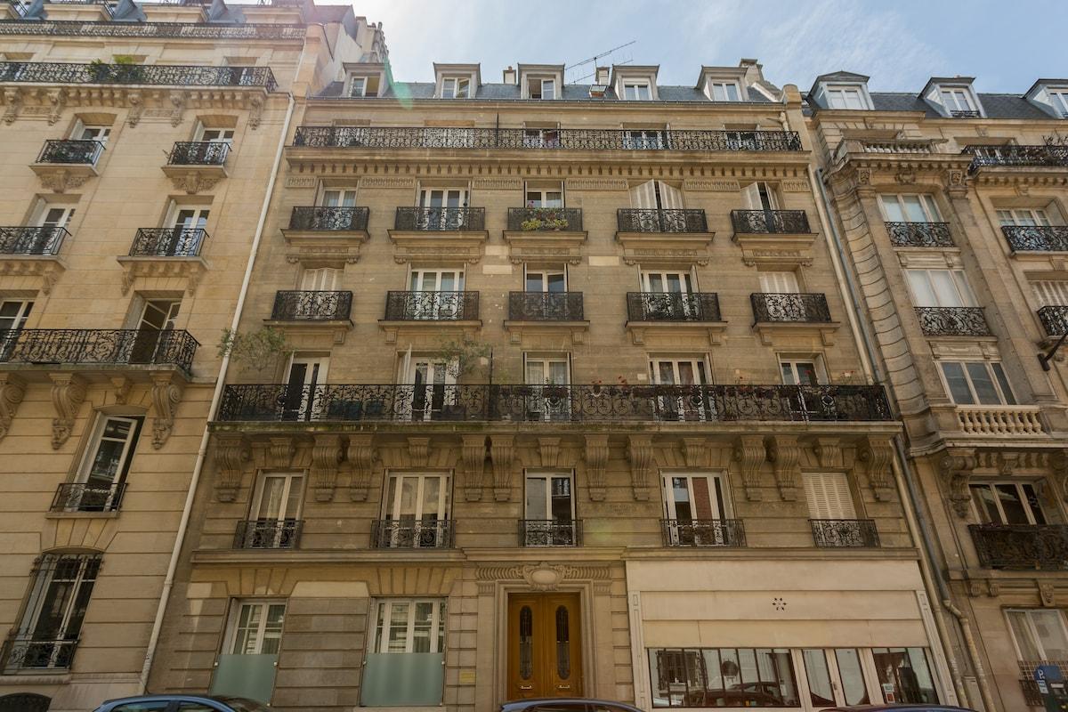 Denfert-Rochereau/Montparnasse area