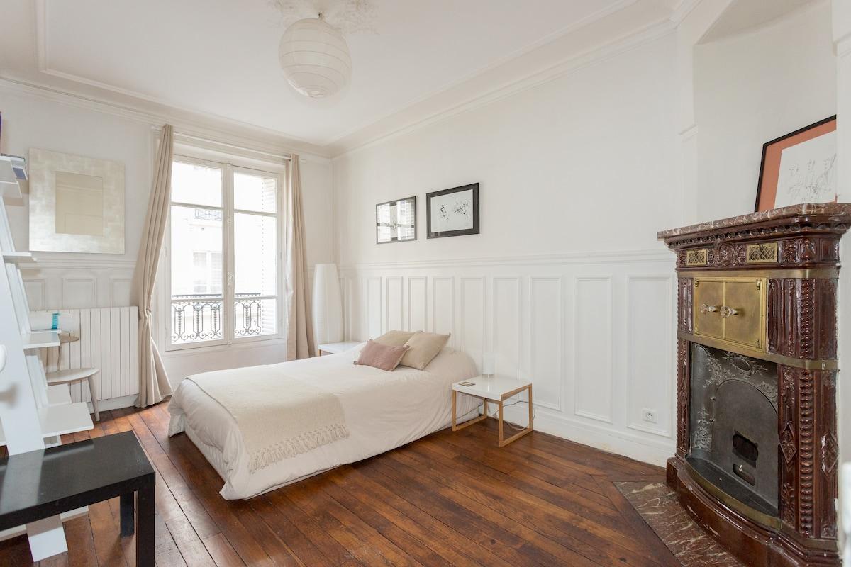 High standing bedroom, Nord-Marais