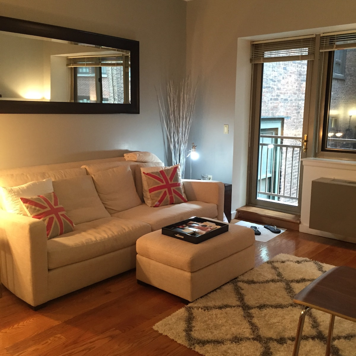 Newly renovated spacious 1 bedroom