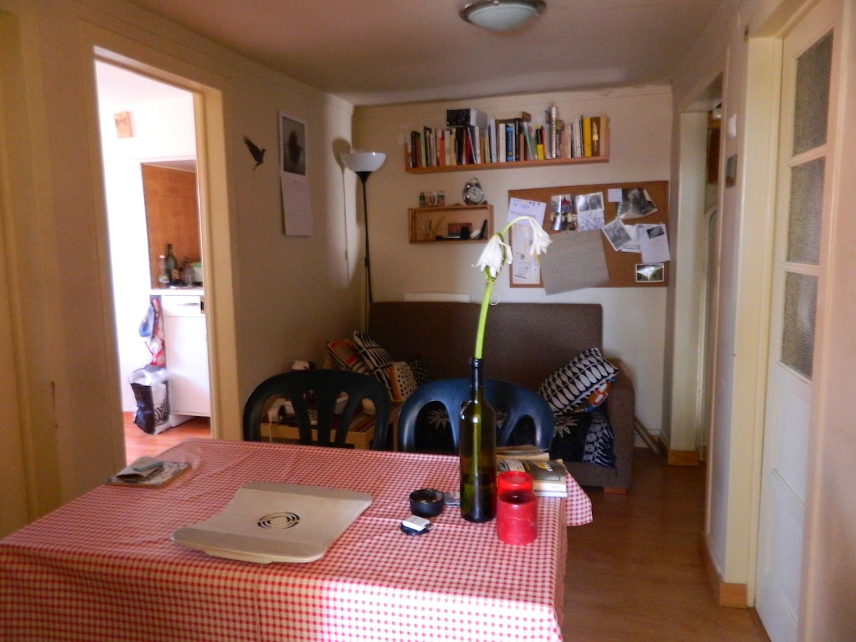 Private room in muoraria