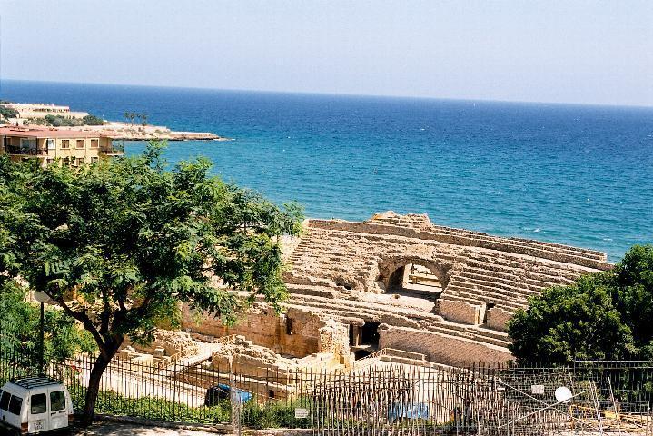 Port Aventura, playa y cultura.