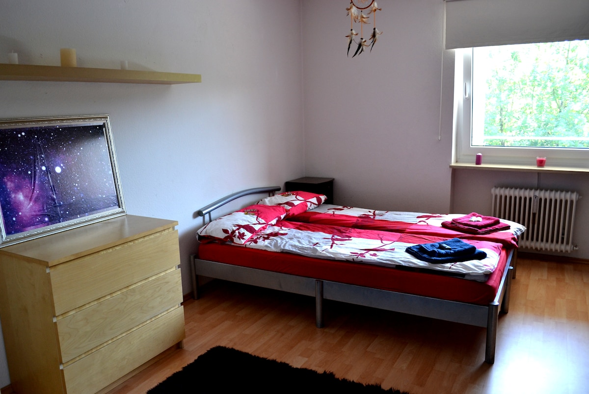Nice cozy room near Olympiapark !