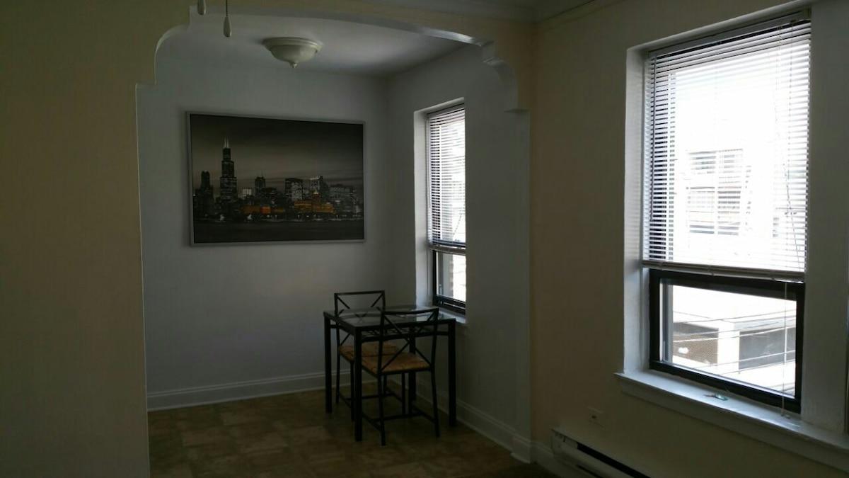 Heart of Lincoln Park studio