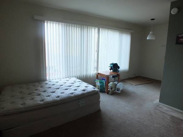 Room with a UC Berkeley Student