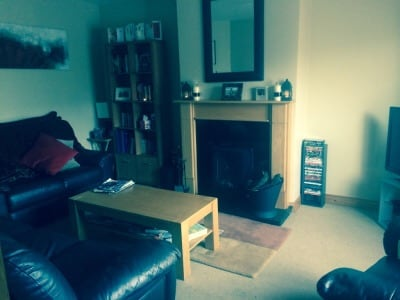 Cosy home 5 min walk to town centre