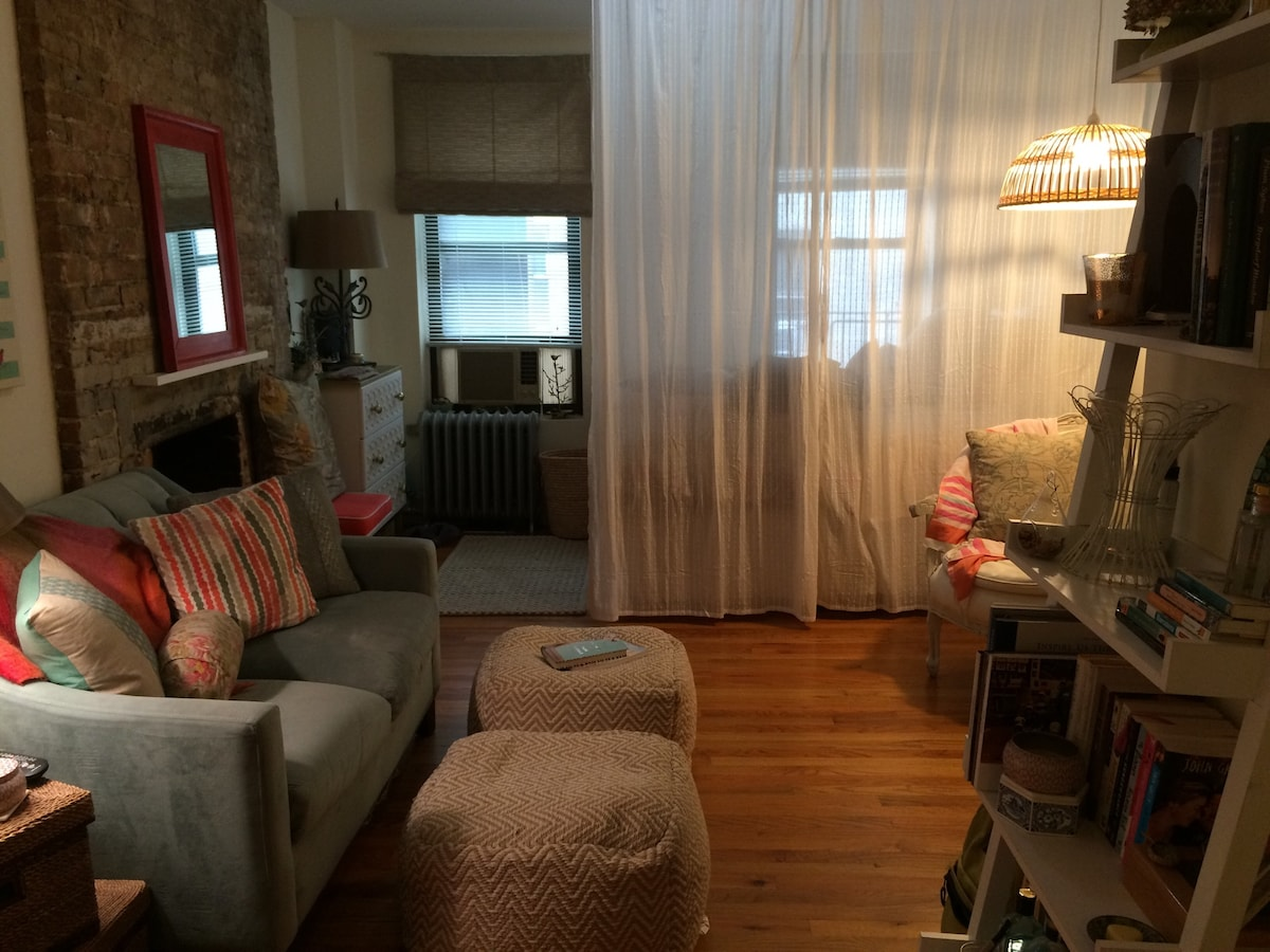 Fresh studio in the ❤️ of the UES!