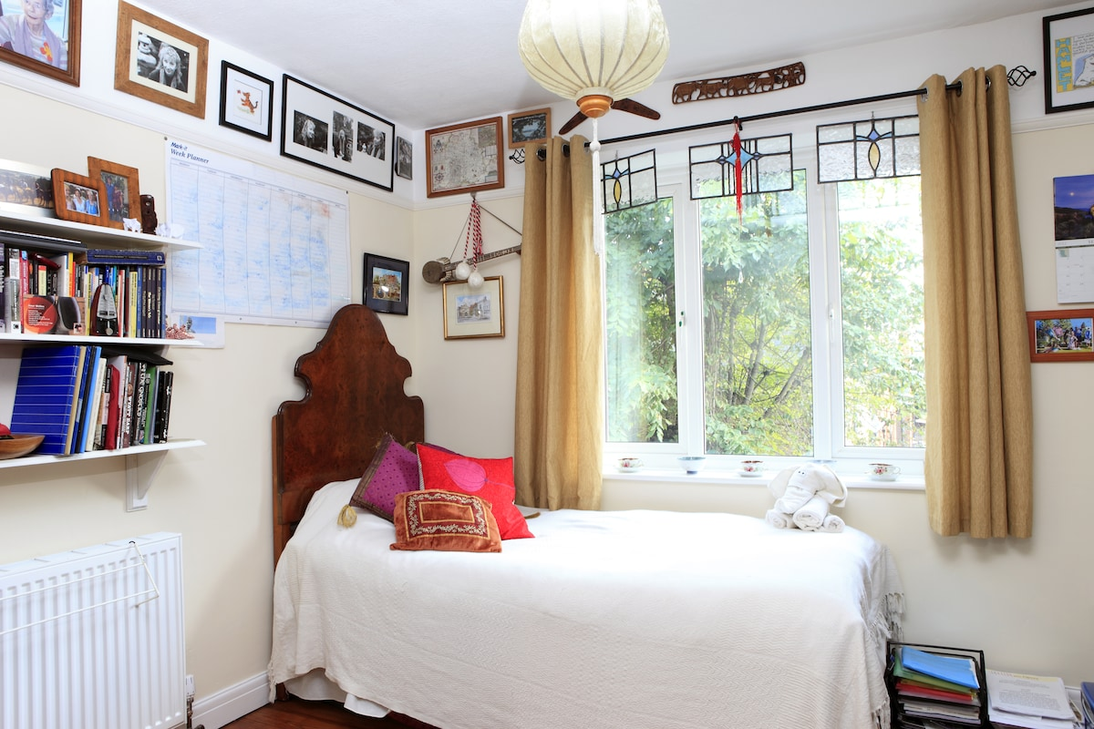 One room in a cozy house in Hove