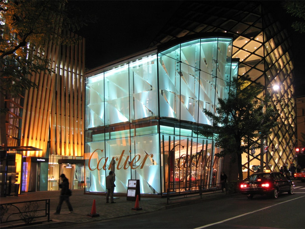 Stylish studio, heart of Omotesando
