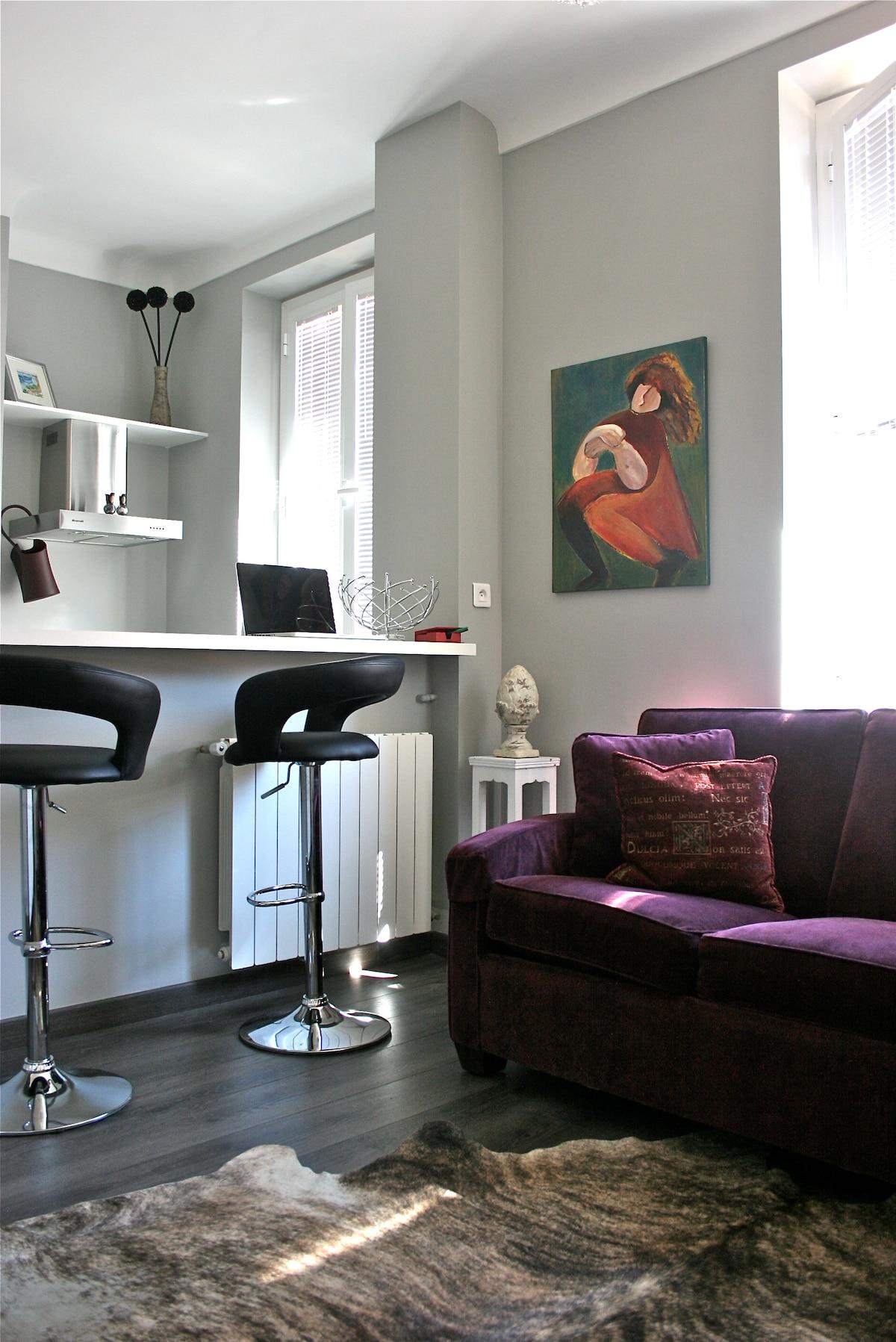 1 bed apartment in Beaulieu-sur-Mer