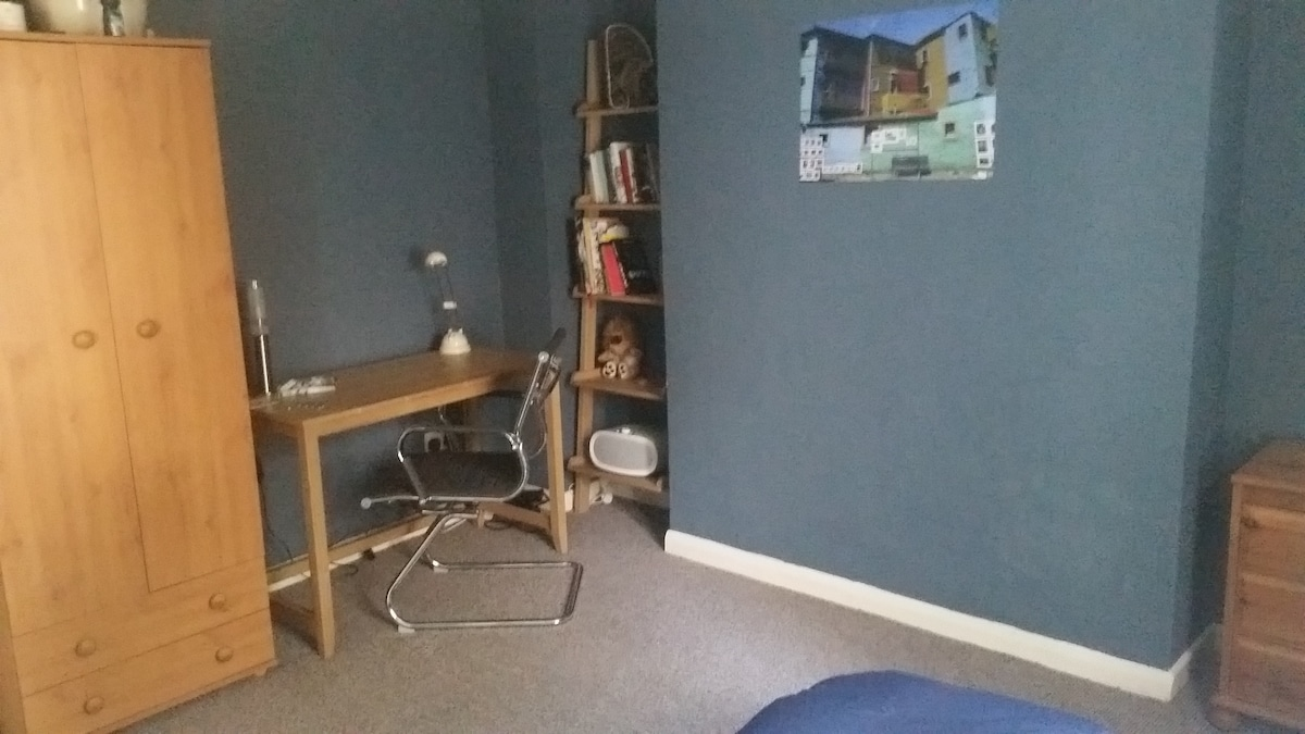 Room in the heart of Camden Town