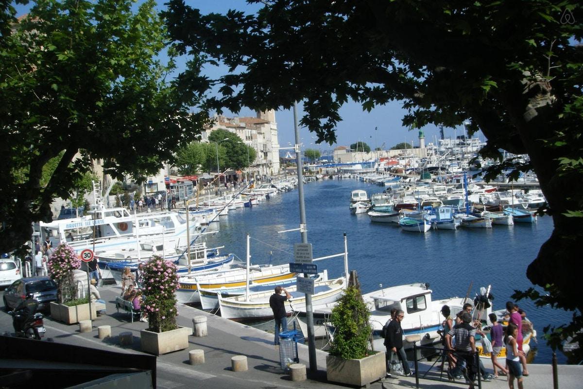 Appartement port La Ciotat