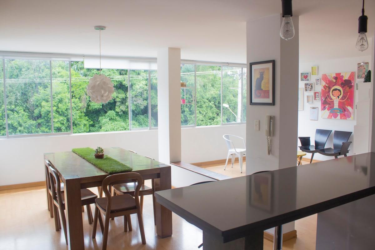 Designer Apartment in Best Location