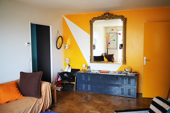 Cosy room by Canal Saint Martin