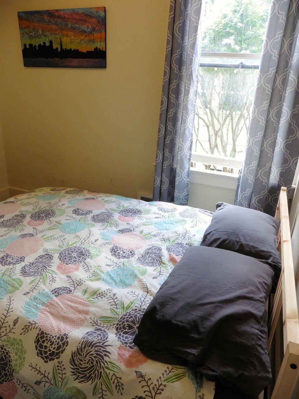 Quiet Room in Hayes Valley