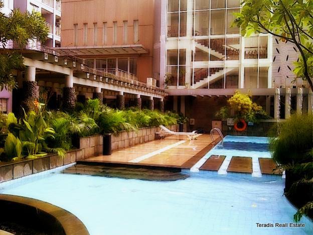 Apartment Lavande in business area