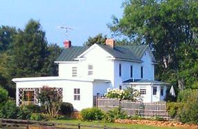Antique Farmhouse, Blue Ridge Mtns.