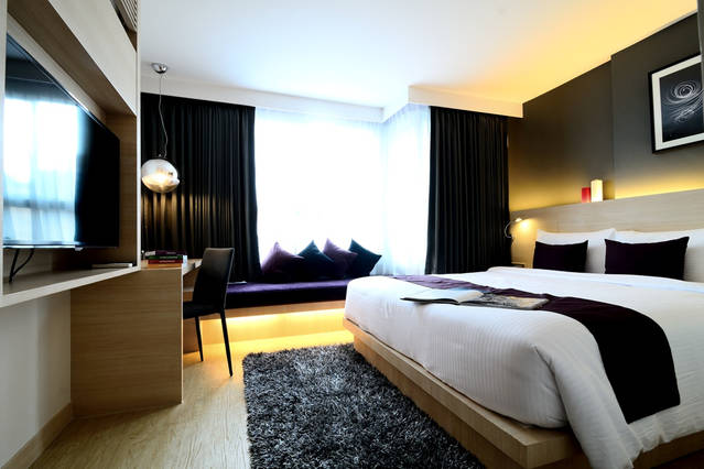 King or Twin Bed, full facilities