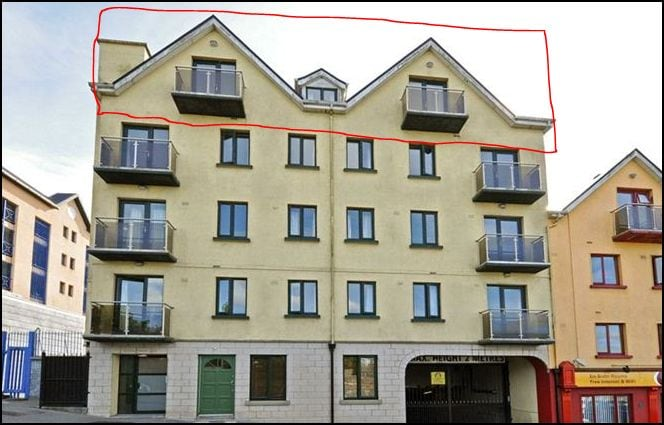 Amhra House, Woodquay, Galway