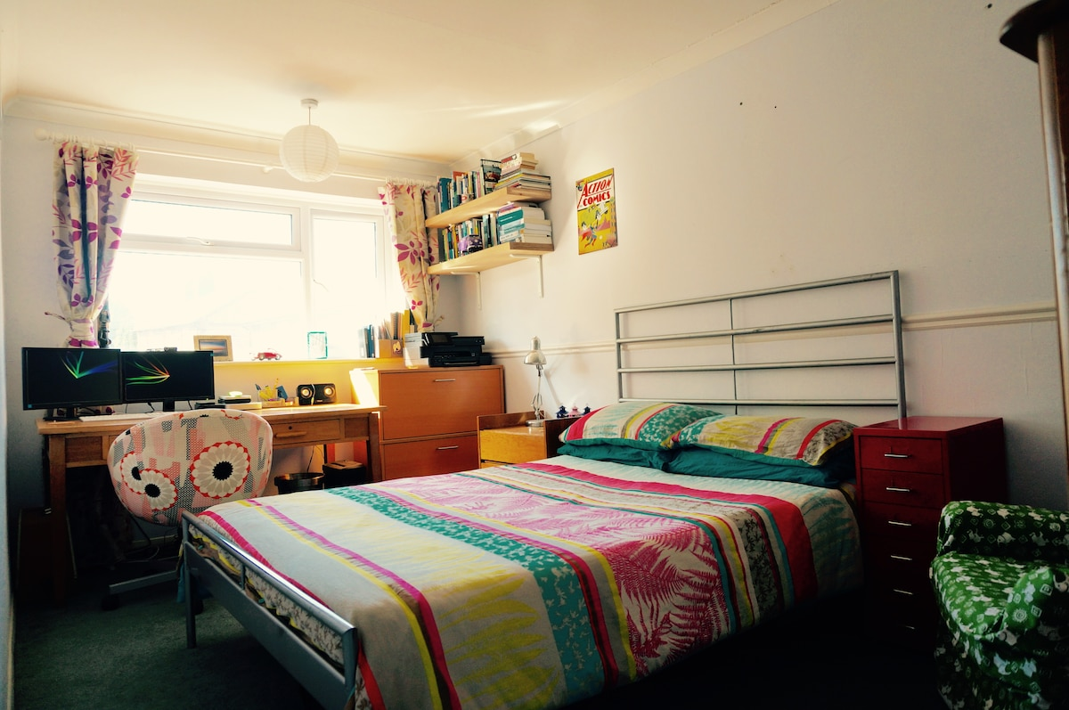 Double room-With free DIY breakfast