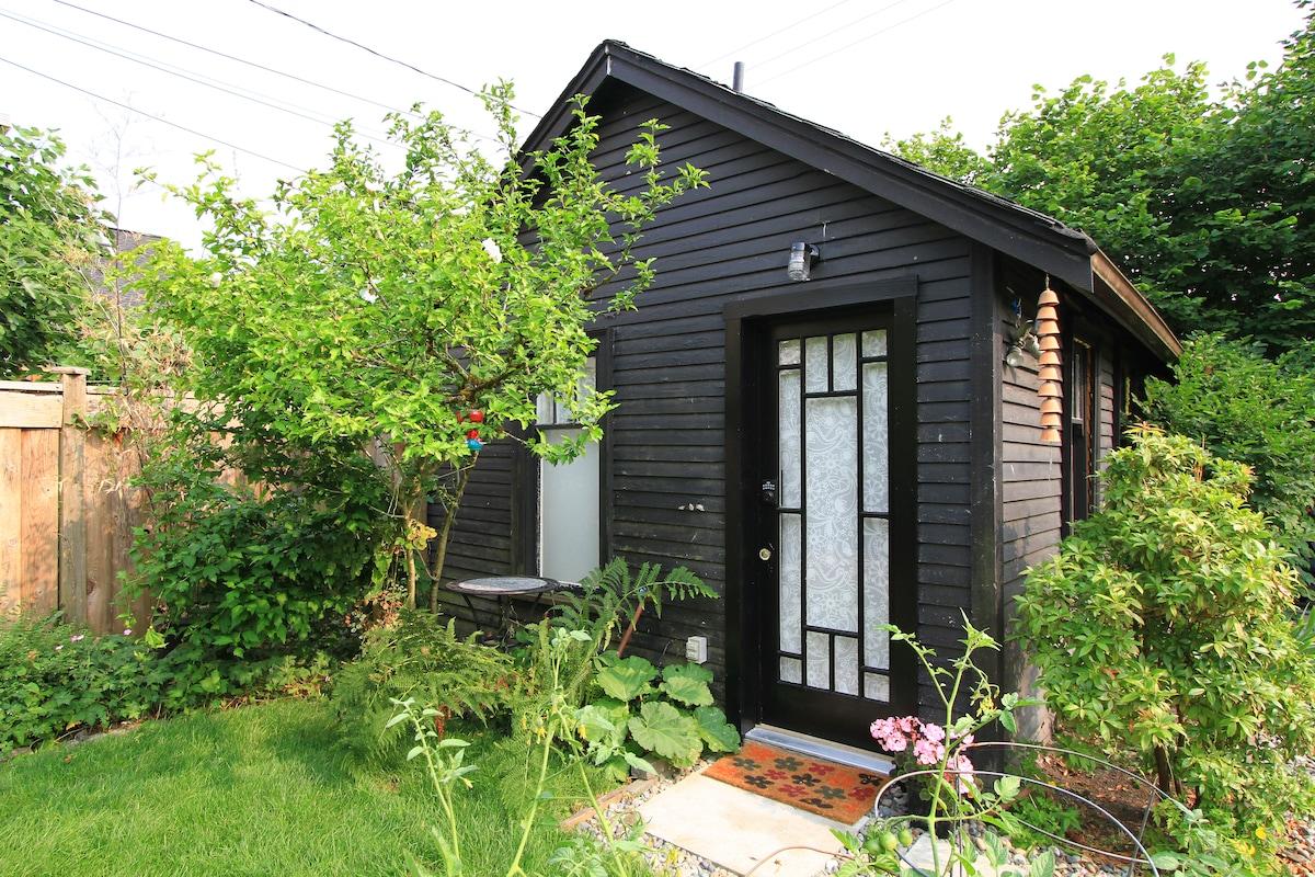 New Kitsilano Garden Studio