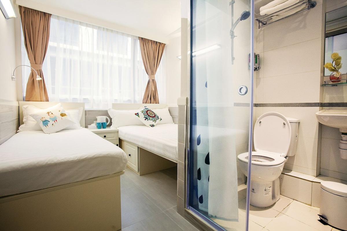 Fortune Inn Deluxe three room 5 三人房