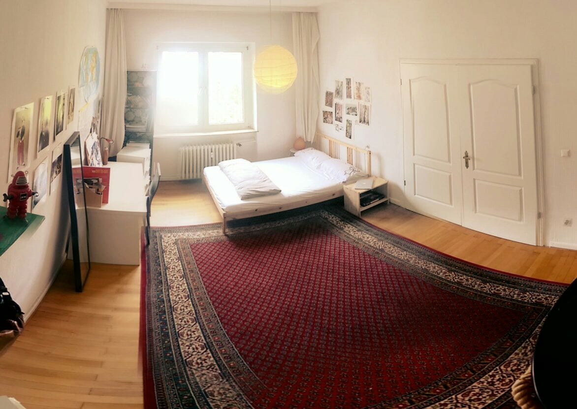 Spacious private room - Wilmersdorf