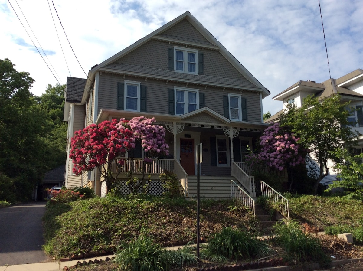 Victorian in Hopewell, NJ 1 BR Rose