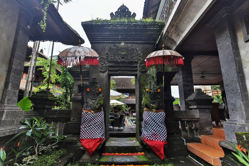 Royal Style Room at middle of ubud