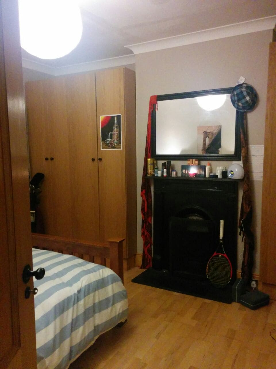 Big Double Room Great Location