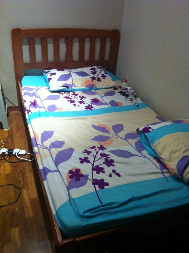 2 bed mixed dorm (Price per bed)