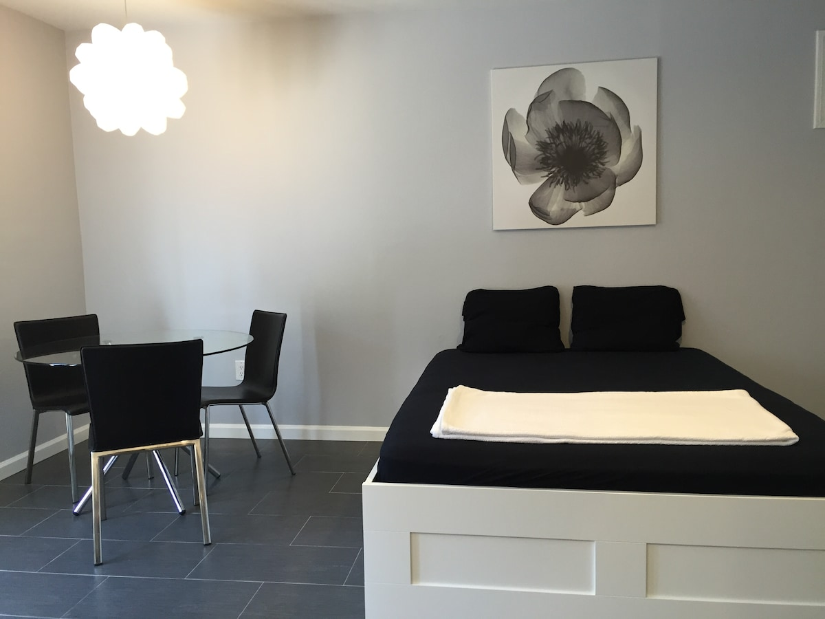 Newly Renovated Studio/Guest House