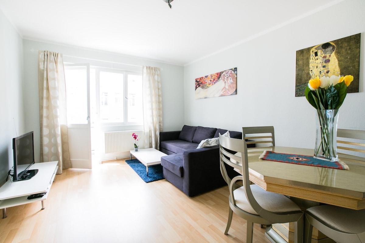 your comfy Kreuzberg home