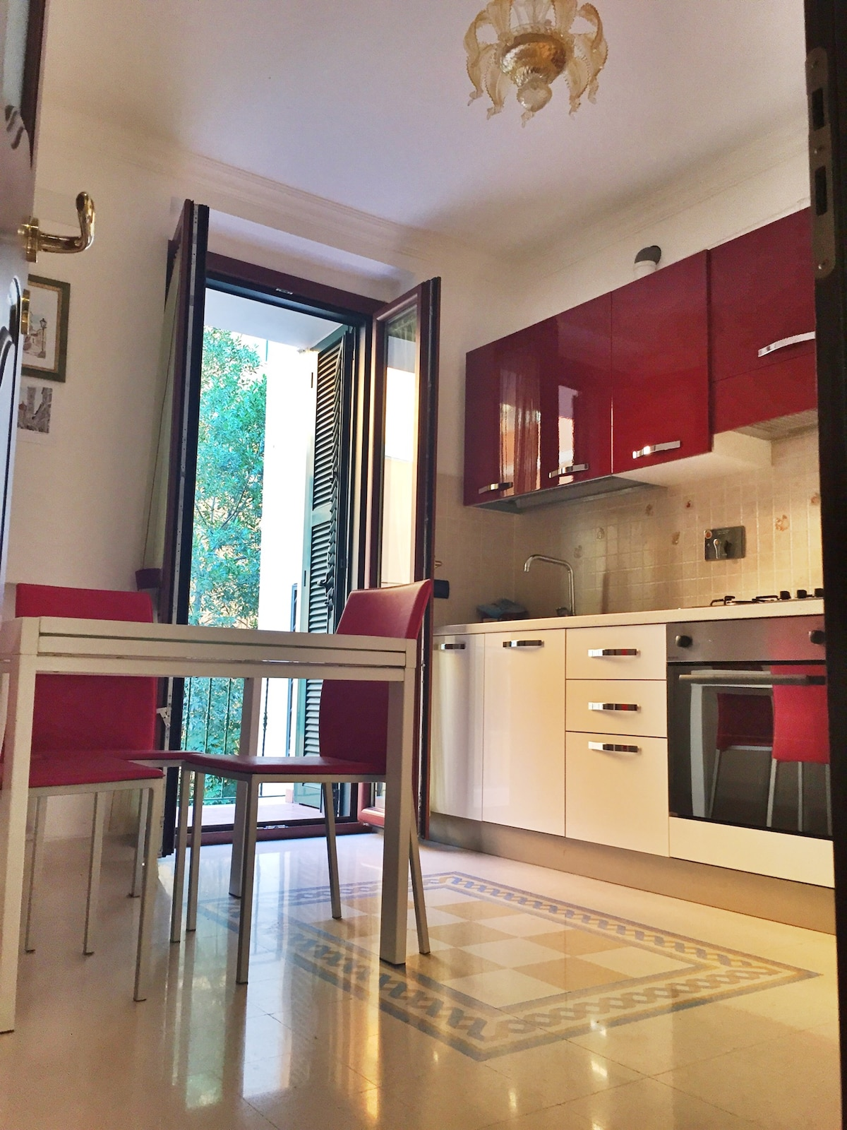 Nice Apartment near Rome center