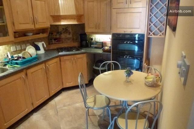 Guest Kitchen  ... Free Self serve Breakfast .. We supply all breakfast items