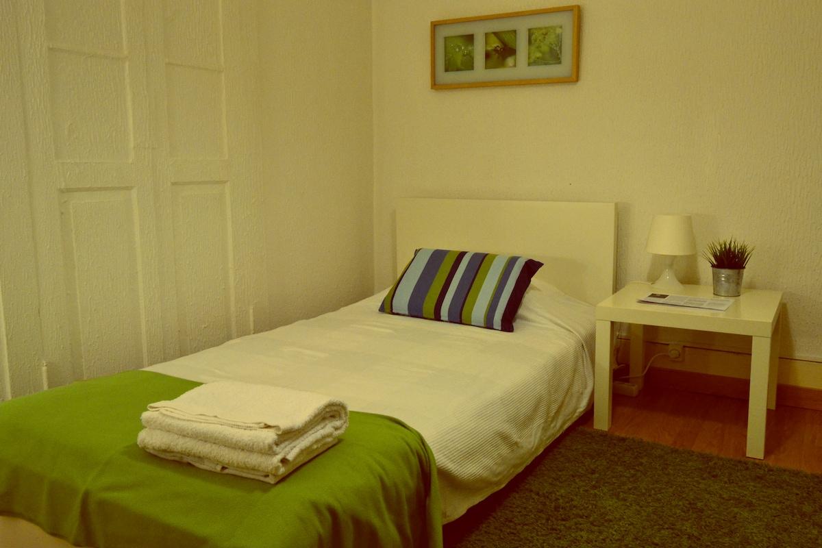 Interior Room in Center of Porto