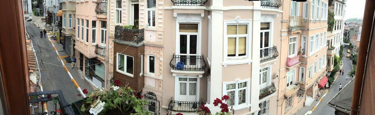 Flat in Central Taksim