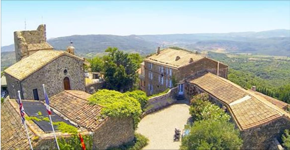 Chateau Olmet Guest House - Lodeve