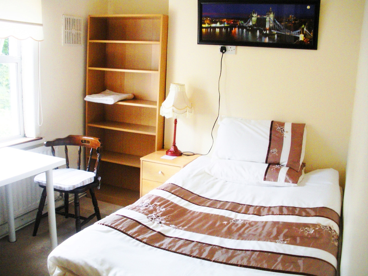 The double room inside