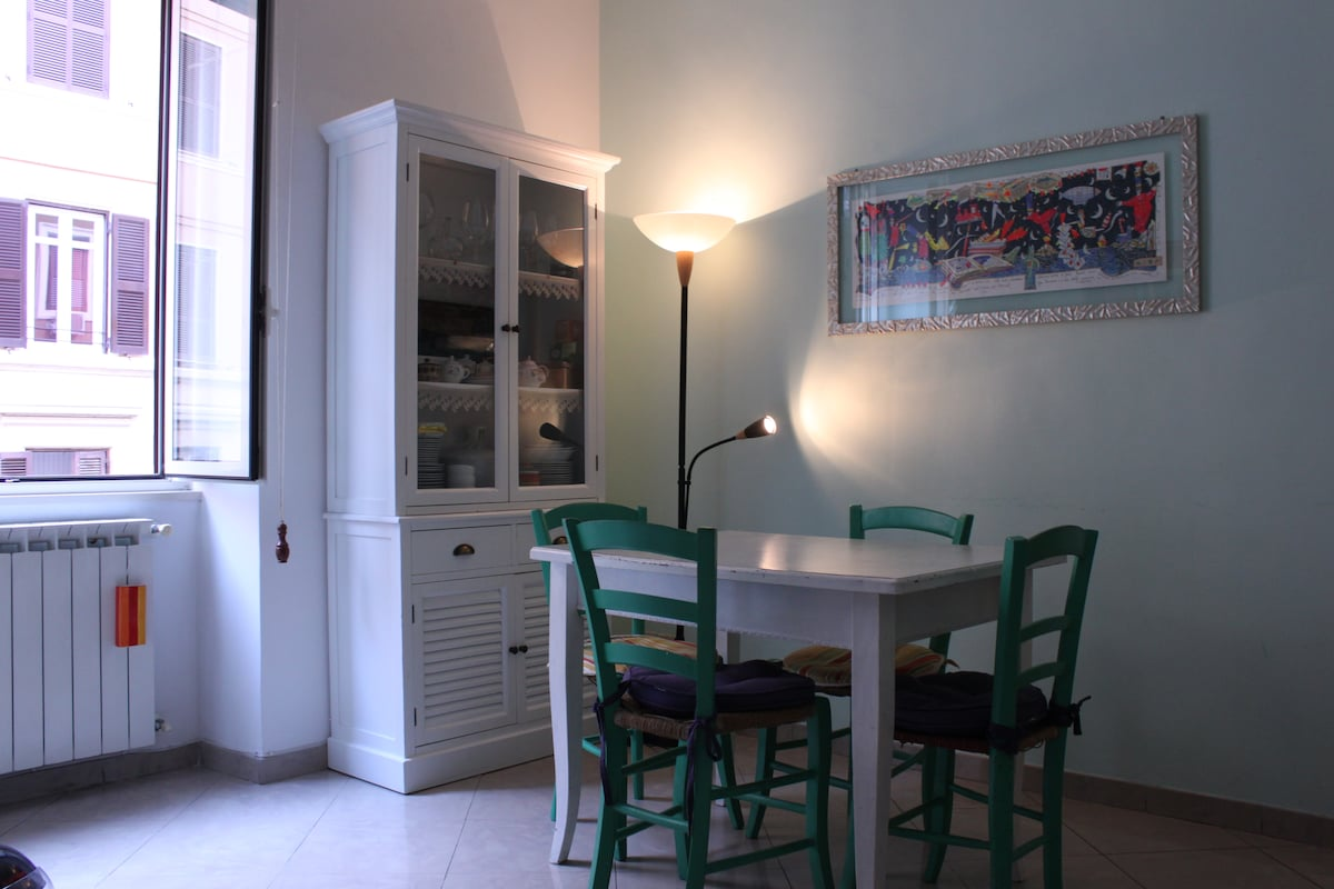Giulia's Home in Rome