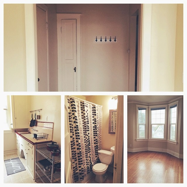 Stadium District Old-fashioned 1 BR