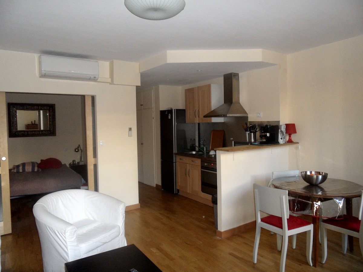Very good quality appartment