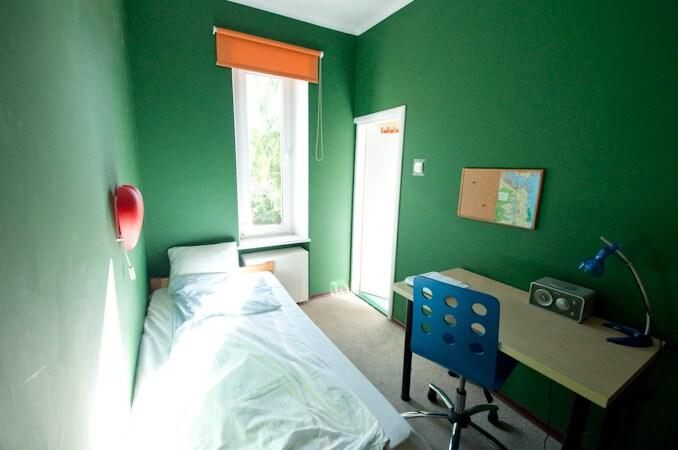 Jednoosobowy pokój w mieszkaniu