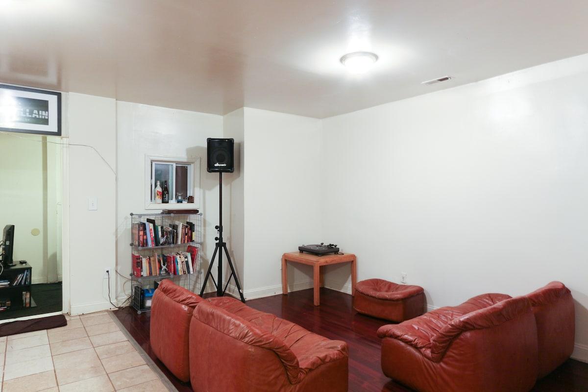 Room Near H St Corridor/Gallaudet U