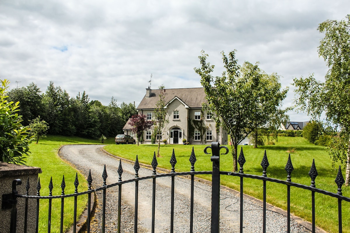 Luxury large home in Monaghan