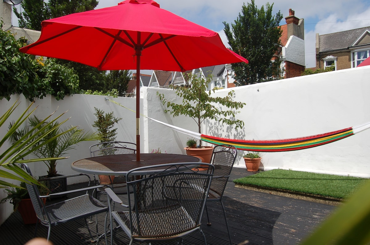 Apartment with sun terrace Fiveways