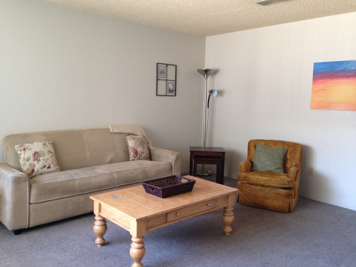 2 Bed Apartment in Central Redding