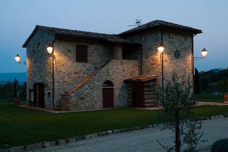 Villa in Todi with Pool